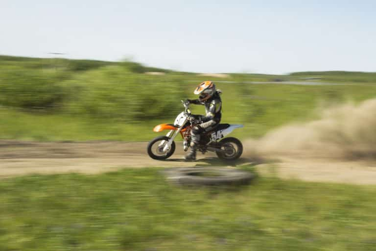 How Fast Is A 125cc Dirt Bike